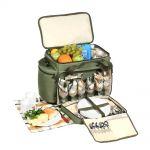 фото Пикниковый набор посуды на 6 персон 'Ranger', с термосумкой (НВ6-520) #4