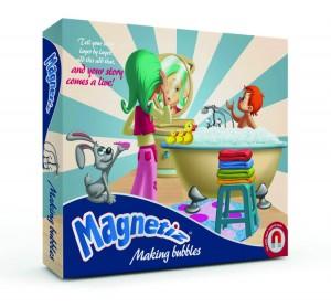 Настольная игра Magnetiz. Пуская пузыри (Маg 6)