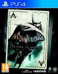 игра Batman: Return to Arkham PS4