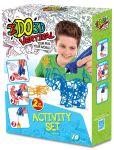 Набор для детского творчества IDO3D с 3D-маркерами 'Зоопарк' (155249)
