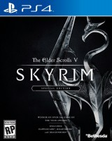 игра The Elder Scrolls V: Skyrim. Special Edition PS4