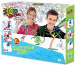 Набор для детского творчества IDO3D с 3D-маркерами 'Дизайнер' (155252)