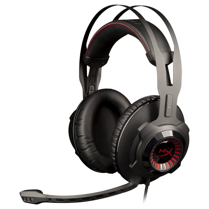Наушники Kingston HyperX Cloud Revolver (HX-HSCR-BK/EE)
