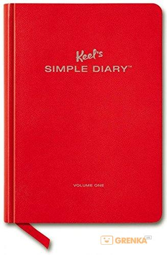 Keel's Simple Diary Volume One (Red)