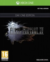 игра Final Fantasy 15. Day One Edition Xbox One