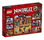 Конструктор LEGO 'Побег из тюрьмы Криптариум' (70591)