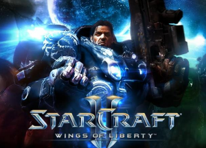 Игра Ключ для StarCraft 2: Wings Of Liberty
