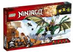Конструктор LEGO 'Зеленый Дракон NRG' (70593)