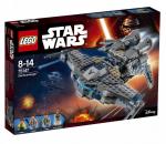 Конструктор LEGO 'Звёздный Мусорщик' (75147)