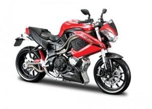 Модель мотоцикла (1:12) BMW R1200GS