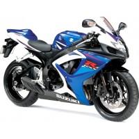 Модель мотоцикла Maisto (1:12) Suzuki GSX-R750 (31101-2 Suzuki GSX-R750)