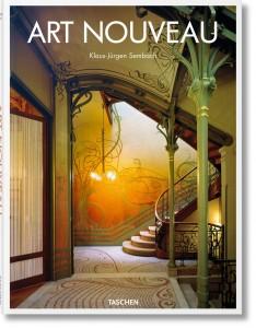 Книга Art Nouveau