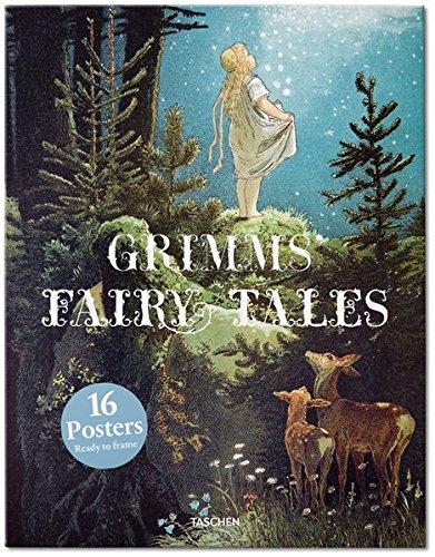 Купить Grimm's Fairy Tales (Postcard Sets), 978-3-8365-5268-4