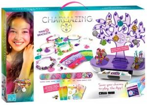 Набор для изготовления и хранения украшений Wooky Charmazing Be Charmed Set