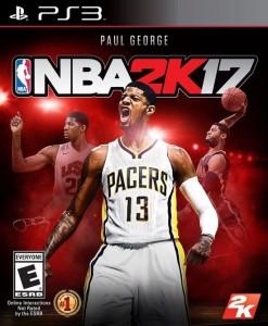 игра NBA 2K17 PS3