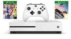 Приставка Xbox ONE S 500 GB + Игра FIFA 17 + Игра Forza Horizon 3 + 6 мес Xbox Gold Live