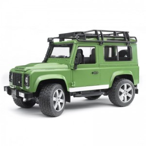 Игрушка Bruder Land Rover Defender М1:16
