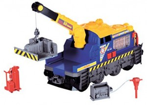 Локомотив Dickie Toys со световыми и звуковыми эффектами