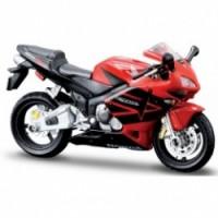 Модель мотоцикла Maisto 1:12 Honda CBR 600RR Red