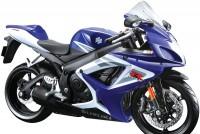 Модель мотоцикла Maisto 1:12 Yamaha YZF-R1 Blue