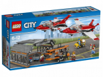Конструктор LEGO 'Авиашоу В Аэропорту' (60103)