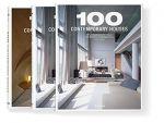 Книга 100 Contemporary Houses (комплект из 2 книг)