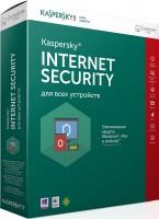 Программа Kaspersky Internet Security Multi-Device 2017 5 Device 1 year + 3 mon. Renewal Box (KL1941OUEBR17)