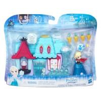 Игровой набор Маленькие куклы Холодное сердце 'Эльза и магазин сладостей Эренделла'