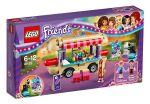 Конструктор LEGO 'Парк Развлечений: Фургон С Хот-Догами' (41129)