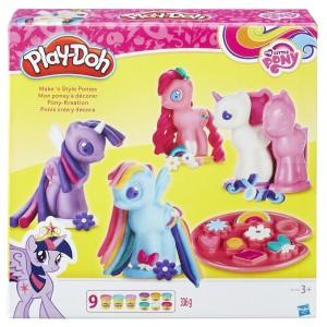 Игровой набор Создай любимую Пони