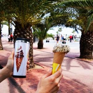 фото Термокружка ZIZ 'Мороженое' (21043) #3