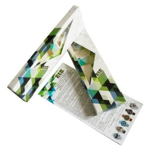 фото Наручные часы ZIZ 'Флаг треугольники' #2