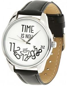 Подарок Наручные часы ZIZ 'Время - сейчас'