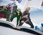фото страниц Энциклопедия Marvel Heroes #8