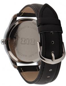 фото Наручные часы ZIZ 'Белым по черному' #3