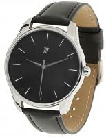 Подарок Наручные часы ZIZ 'Белым по черному'