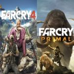 игра Набор Far Cry 4 + Far Cry Primal PS4