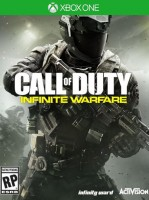 игра Call of Duty: Infinite Warfare Xbox One