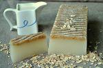 Подарок Натуральне мило 'Молоко та овес'
