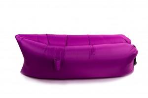 фото Надувной диван голубой (Lamzac) #3