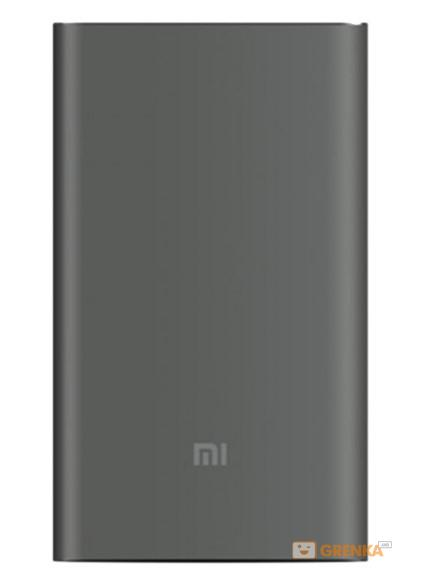 Универсальная батарея Xiaomi Mi power bank 10000mAh Type-C Gray Original