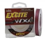 Шнур Fishing ROI Excite WX4 150m 0,16mm (bordeaux red)