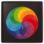 Магнитная мини мозаика 'Разноцветная Спираль'