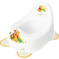 Детский горшок Prima-Baby Winnie the Pooh & friends белый (1844.91(AB)