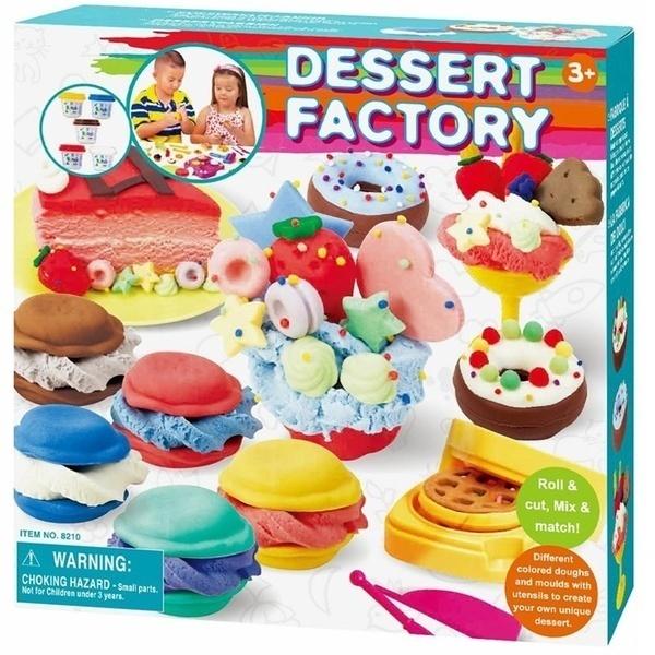 Купить Набор для лепки PlayGo 'Фабрика десертов' (8210)