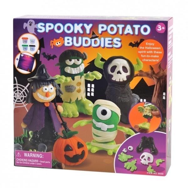 Купить Набор для лепки PlayGo 'Комната ужасов' (8550)