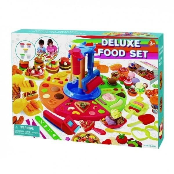 Купить Набор для лепки PlayGo 'Детский ресторан' (8580)