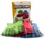 Зеленый кинетический песок 1 кг