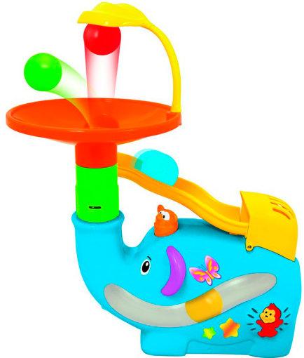 Игрушка Слон жонглёр звук Kiddieland