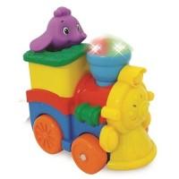 Развивающая игрушка Kiddieland Паровозик слоника